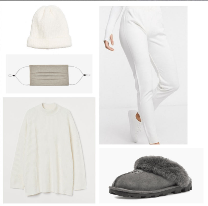 Lazy Girl Style Clothes