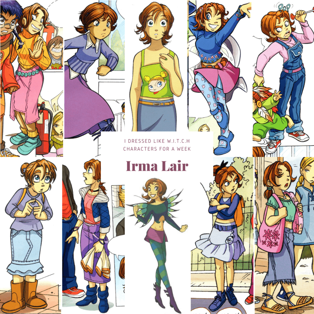 Irma Lair from WITCH