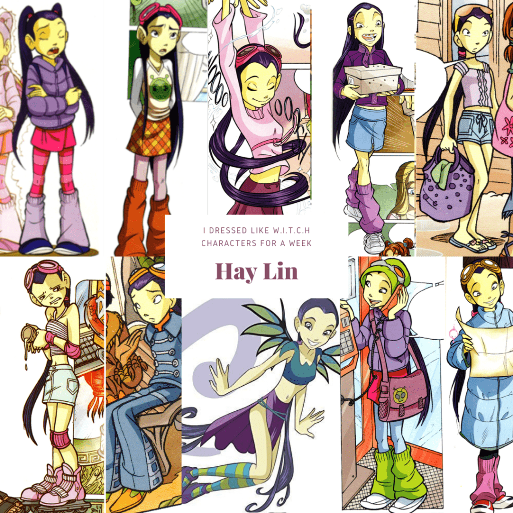 Hay Lin from WITCH