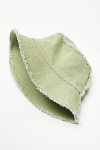 Urban Outfitters Green Bucket Hat